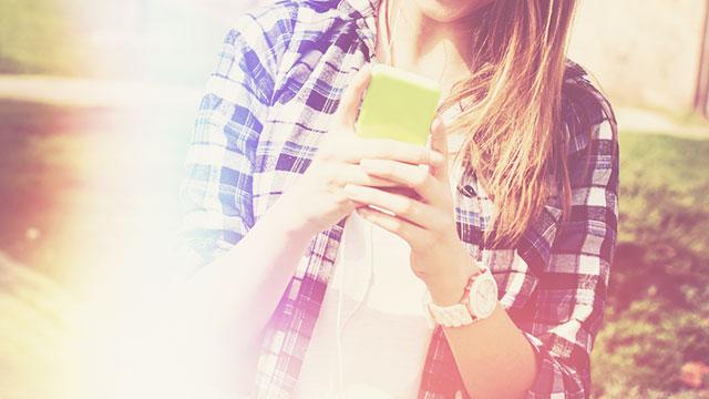 アプリで健康美人がもっと快適に