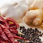 脂肪燃焼力系の飲食