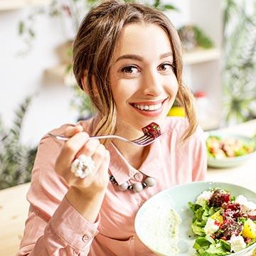 消化に良いもの悪いものって?消化力とダイエットの関係