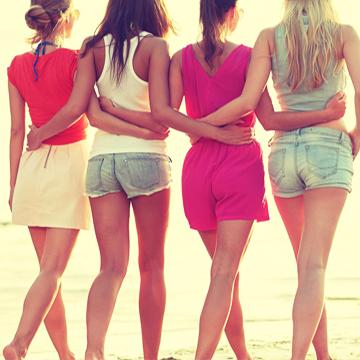 友情は一生モノ!彼氏よりも女友だちが素晴らしい、7つの理由♪