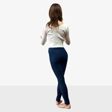 女性らしさ惹き立てる!華奢に見える筋肉の鍛え方「①腹斜筋」