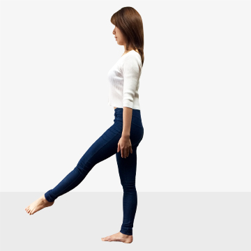 女性らしさ惹き立てる!華奢に見える筋肉の鍛え方/③脚